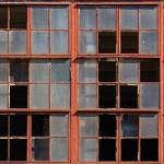 Draughty windows